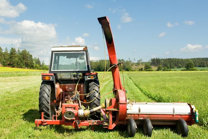 Testaa tietosi traktoriturvallisuudesta!