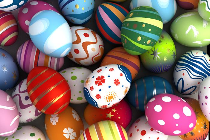 Tee pääsiäistesti - mikä pääsiäisen hahmoista olet?