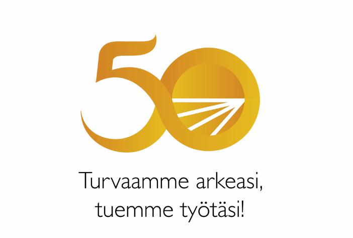 Mela 50 vuotta